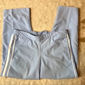 Vintage Adidas Pants Small Womens Tracksuit Blue 4